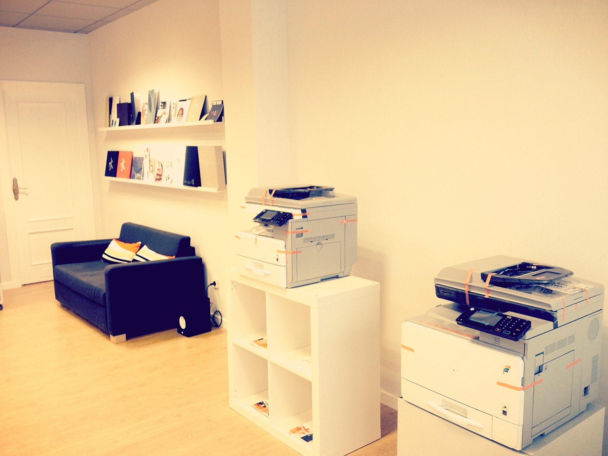 Fotocopiadoras e Impresoras